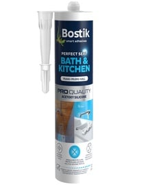 Hermetikas Bath&Kitch Bostik A 280ml pilkas