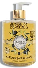 Jeanne En Provence Cleansing Hand Wash 500ml Divine Olive