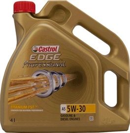 Castrol Edge Professional A5 5W/30 Engine Oil 4l