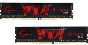 G.SKILL Aegis 16GB 2800MHz CL19 DDR4 KIT OF 2 F4-2800C17D-16GIS
