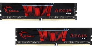 Operatīvā atmiņa (RAM) G.SKILL Aegis F4-2800C17D-16GIS DDR4 16 GB