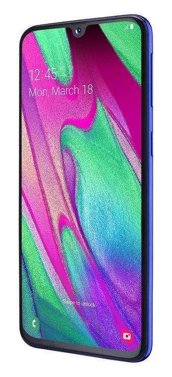 Mobilus telefonas Samsung Galaxy A40 SM-A405F Dual Blue