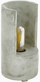 Eglo Lynton 49111 Table Lamp 60W E27 Gray