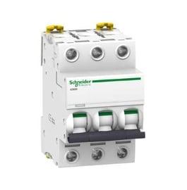 Automatinis jungiklis Schneider IC60N , 3P, C, 40A, 10kA
