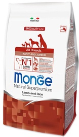 Сухой корм для собак Monge Speciality Line Puppy Lamb & Rice 2.5kg