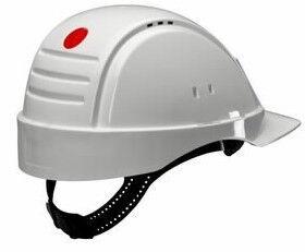 3M Helmet G2000CVI White