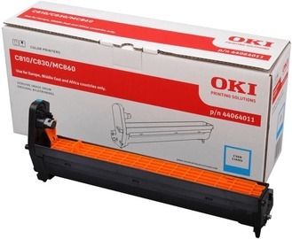 Lazerinio spausdintuvo kasetė Oki Toner Cartridge Cyan