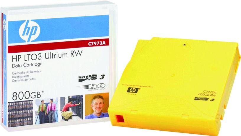 HP LTO-3 Ultrium 800GB RW C7973A