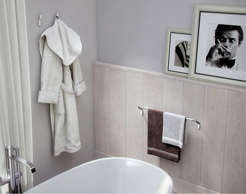 Gedy Karma Towel Holder 3521-60 Chrome