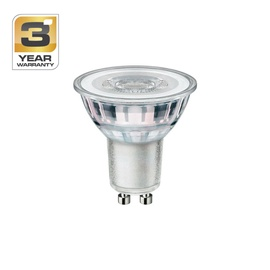 LED lambipirn Standart 36D 5,5 W GU10 WW ND 460LM