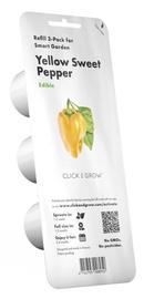 Семена для умных садов Click & Grow Smart Home Sweet Pepper, 3 шт.