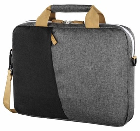 Hama Florence Notebook Bag 14.01 Black Grey