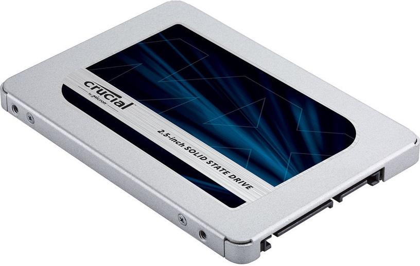 "Crucial MX500 500GB 2.5"" SATAIII CT500MX500SSD1"