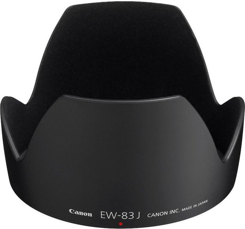 Canon Lens Hood EW-83J Black