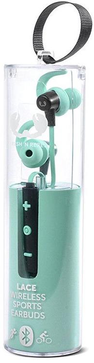 Ausinės Fresh 'n Rebel Lace Bluetooth Peppermint, belaidės