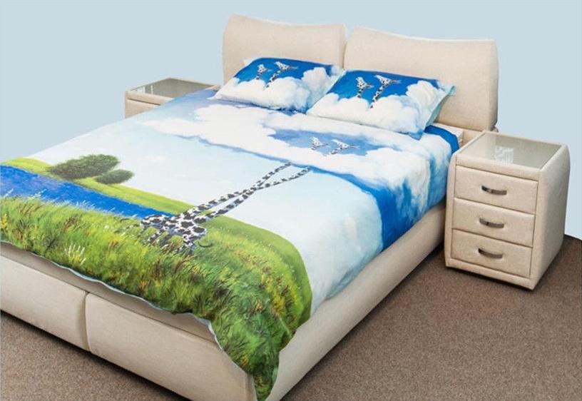 Navitrolla Blanket Cover 150x210cm Giraffe
