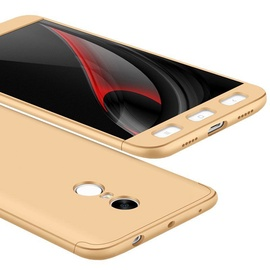 Hurtel 360 Protection Full Body Cover For Xiaomi Redmi Note 4 Gold