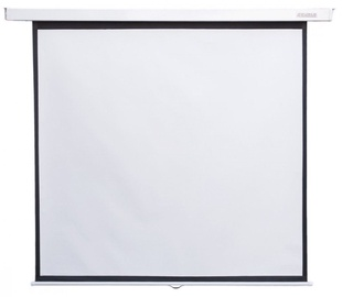 4World Wall Projector Screen 152x152 85""