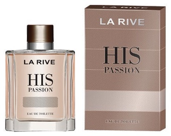 Tualetes ūdens La Rive His Passion 100ml EDT