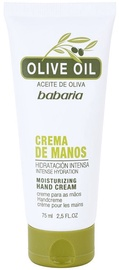 Babaria Hand Cream With Olive Oil 75ml