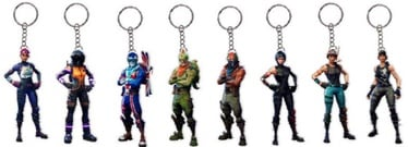 Фигурка-игрушка Jazwares Fortnite 2D Key Chain