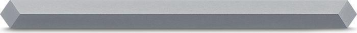 LaCie Mobile 2TB USB 3.1 Space Gray