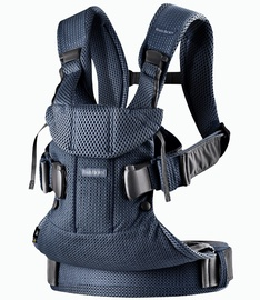 BabyBjorn Baby Carrier One Air Navy Blue Mesh