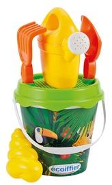 Набор игрушек для песочницы Ecoiffier Jungle 8/685S