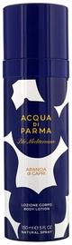Kūno losjonas Acqua Di Parma Blu Mediterraneo Arancia Di Capri, 150 ml