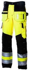 Dimex 6310 Trousers Black/Yellow 58
