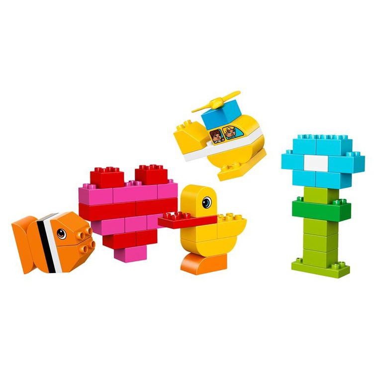 Konstruktor LEGO Duplo, Minu esimesed klotsid 10848