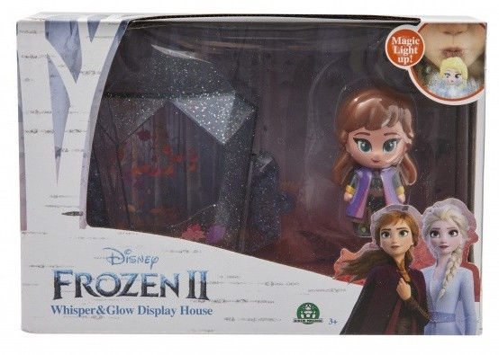 Dante Disney Frozen II Whisper And Glow Displey House Anna