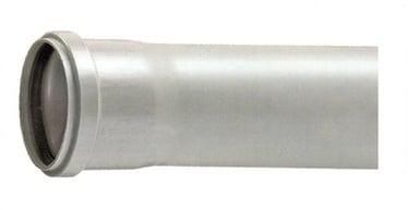 Vidaus kanalizacijos vamzdis HTplus, Ø 110 mm, 2 m