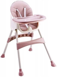 EcoToys Feeding Chair 2in1 Pink