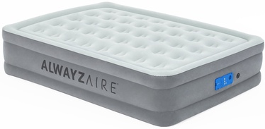 Bestway AlwayzAire Airbed Queen Grey 67706