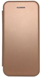 Evelatus Book Case For Samsung Galaxy J4 Plus Rose Gold