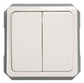 Perjungiklis Vilma SP300 P(6+6)10-010-02V, baltas