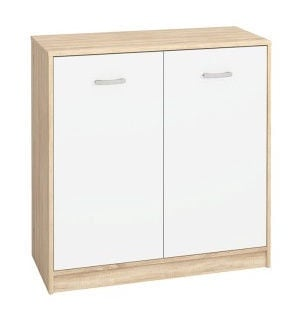MN 01 Chest OF Drawers White/Sonoma 3024014