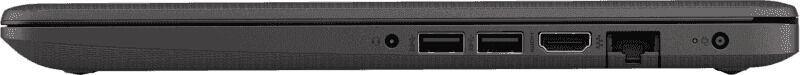 """Nešiojamas kompiuteris HP 245 G7 Black 2D6Y9EU PL AMD Ryzen 3, 4GB, 256GB, 14"""""""