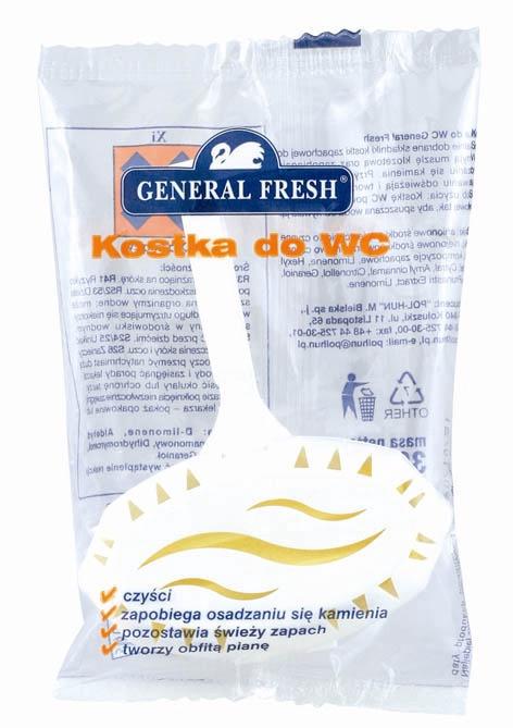 General Fresh Toilet Block 30g