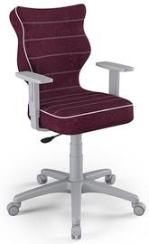 Детский стул Entelo Duo Size 6 VS07 Grey/Purple, 425x400x1045 мм