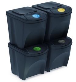 Atkritumu šķirošanas sistēma Prosperplast IKWB20S4-S433, 25