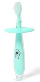 BabyOno Safe Toothbrush Mint 12m