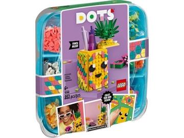 Konstruktorius LEGO®DOTs 41906 Pieštukų laikiklis ananasas