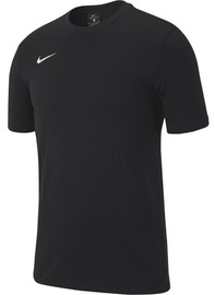 Nike T-Shirt Tee TM Club 19 SS JR AJ1548 010 Black L