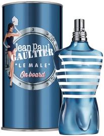 Tualetes ūdens Jean Paul Gaultier Le Male On Board EDT, 125 ml