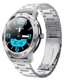 Išmanusis laikrodis Garett GT22S Silver Steel