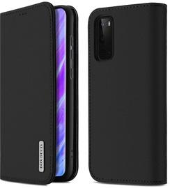 Dux Ducis Wish Bookcase For Samsung Galaxy S20 Black