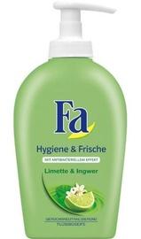 Fa Hygiene & Freshness Lime & Ginger Liquid Soap 250ml