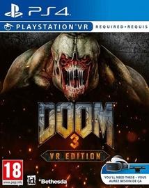 Игра для PlayStation 4 (PS4) Doom 3: VR Edition PS4
